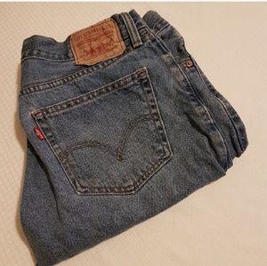 Levi's Jeans - Mens 505 Levi's 33X30